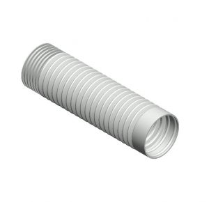Toilet waste soil pipe rubber connector 110 mm