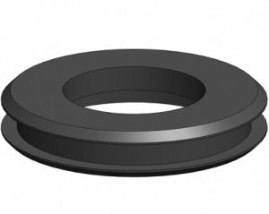 Toilet bowl rubber gasket  flushing parts  32mm